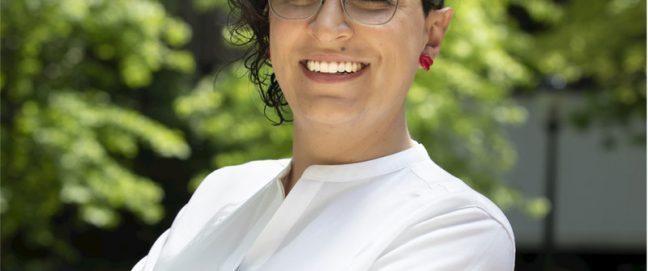 Tatiana Fraga Diez, new Executive Director of Comunalia