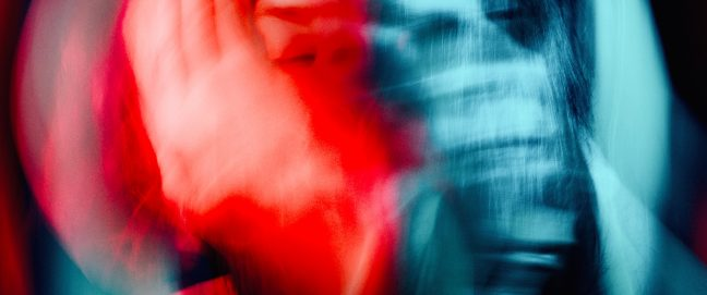 abstract picture signifying mental health