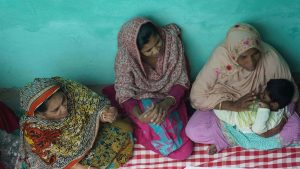 Rabia visited the Sehat Kahani clinic for mental health support.