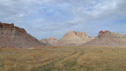 Image of Badlands National Park in South Dakota